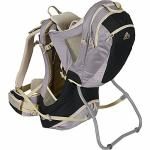Kelty Kids Backpack Carrier •Kelty Kids Backpack Carrier rental is perfect for hikes, trails, or city walking •5 point child harness; kickstand; sunshade •Storage compartment •Adjustable straps •Holds up to 50lbs