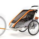 Chariot Carriers Cycling CTS Bike Trailer Kit  ·Chariot Carrier CTS Bike / Cycling kit rental  ·Easy to use socket that attaches to your bicycle, flexible universal ball joint, reinforced hitch arm  ·Age 1 and up  ·Use with Chariot 1 or 2  ·Does not include the chassis; Chassis rented separately